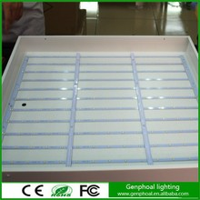 China factory price easy install led backlight panel light