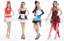 """<span class=""""wholesale_product""""></span> Quanzhou walson Instyles Ladies Sexy Naughty Nurse french maid Fancy Dress Fun Party Hen"""