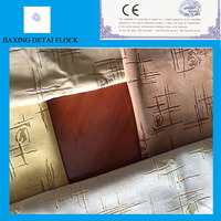 2015 designer 280 gsm types of sofa material fabric