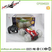 2015 Hotspot toy! Boy Hobby Toy Skills Dancing RC Stunt Toy Car RC Rotation Car For Children