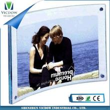 oem acrylic frame,clear acrylic photo frames wholesale,hot sexy girl picture pop acrylic photofunia photo
