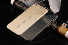 mobile phone hard case transparent case for iphone 6