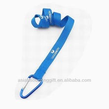 Fast delivery lanyard with zipper pouch