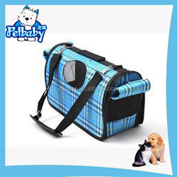 Good quality latest deluxe fashion pet carry bag