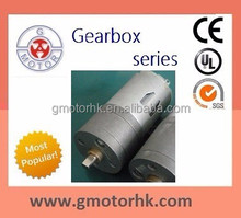 permanent magnet gearbox gear motor