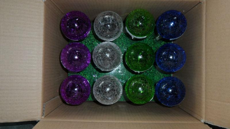 Genial Multi Colored Solar Garden Lights. SAM_2600.JPG. SAM_2595.JPG. SAM_2598.