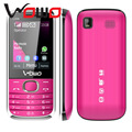 2.4 inch portable mini size cell phone low end mobile phone L206