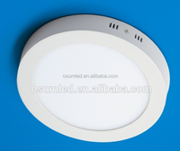 mounted led panel light type 18w 80lm/w ce rohs certification approved