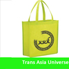 Hot Custom Cheap non woven shopping bag with zipper