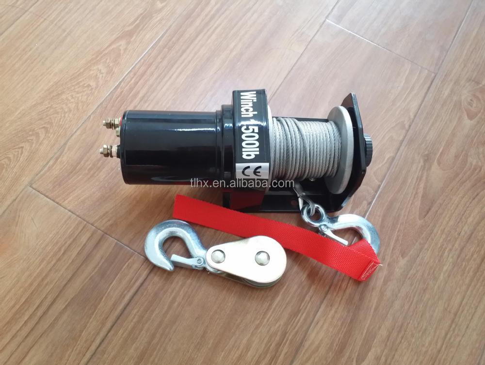 Mini electric hoist motor 12 volt buy electric hoist 12 for Small 12 volt motors