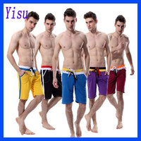 Fashion Mens Casual Sport Rope Shorts Pants Jogging Trousers
