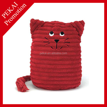 JM7862 plush cat,Corduroy do toys,Kitten modelling toys