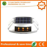 IP68 horse shoe solar road stud led side marker lights for truck