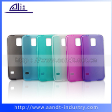 2014 Newest Soft TPU Mobile Phone Cover for Samsung Galaxy S5
