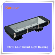Hot Sale and High Quality IP65 Outdoor Lighting High Power 400W LED Tunnel Light Houisng