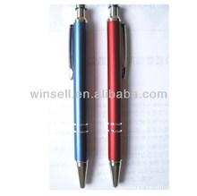New arrival bottom price fat plastic click ball pen