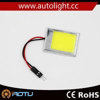 COB Chip LED Car Interior Light T10 Festoon Dome Adapter Car Vehicle LED Panel/festoon bulb for car