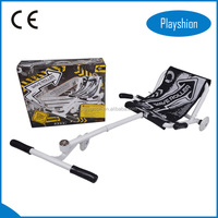 Hot seliing ezy roller swing scooter,antique push scooters,kids go carts with extend bar