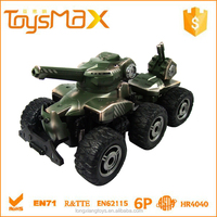 Special Battery Operated Six Wheel Electric Fighting Vehicle Toy