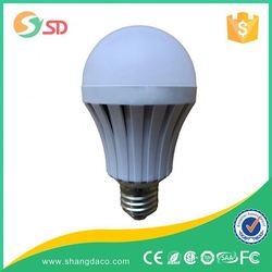 20 LED Heart Shape Rechargeable LED Emergency Bulb with Remote Control, Base Type: E27 (EP-301)(White)