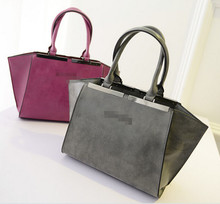 C83888A Frosted handbag retro lady bags,women fashion handbag
