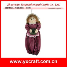christmas decoration (ZY14Y558-3) Christmas woman