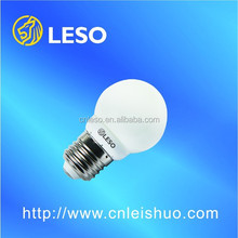 2015 new product plastic Led lighting 3W