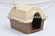 Big size plastic traveling pet cages without door