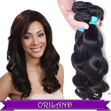 Deep Wave 6A Brazilian Virgin Hair Sliky Straight 100% unprocessed wholesale brazilian remy hair