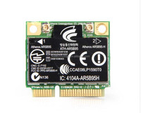 Atheros AR5B95H Wifi Card 802.11B/G/N Half Mini PCI-E Wireless Card Wireless Pci Card For HP