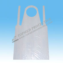 PE Aprons for Food Processing on Roll,Waterproof, oilproof,in top quality