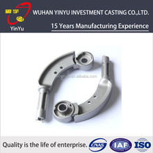 ISO9001 High Quality Carbon Steel & Alloy Steel Lost Wax Casting Products