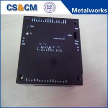 Aluminum Enclosure with Silk Screen Powder Coated Electric Box