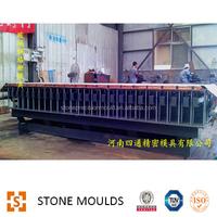 FRP Grating Machine Size 1220X3660X13mm
