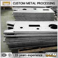 sheet metal drawer parts sheet metal elbows