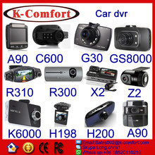 K-comfort factory supply dual lens vehicle car camera dvr