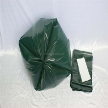 Huge and heave duty value packed black plastic garbage bag 30.5*70cm