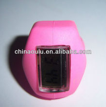 The new Fashion style of watch rings (silicone watch rings)