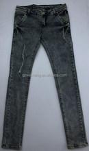 Мода рок оптовая продажа брюки джинсы ролик
