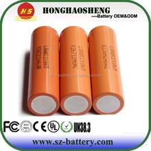 Original LG C2 18650, 18650 Battery 3.7v 2800mAh, 18650 Battery for Portable Power Bank