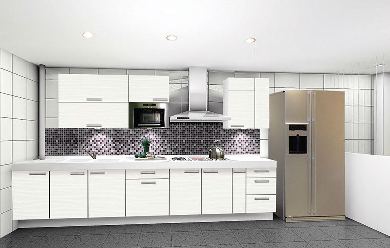 Kitchen Cabinets  Buy Cream Kitchen Cabinets,Kitchen Cabinets,Modern