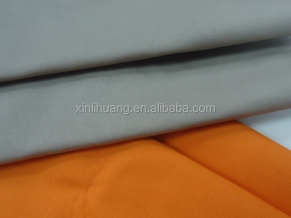 2015 new fashion 100% cotton twill fabric for workwear or pants