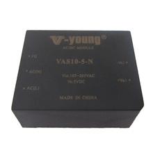 220V to 5V 10W 62*45mm acdc converter