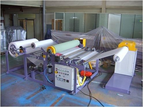 foam lamination machine