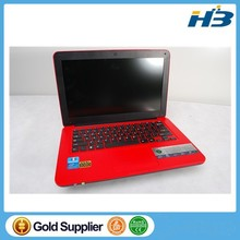 13.3inch used laptop with DVD laptop mini laptop in china