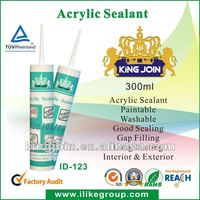 Water Based Acrylic Sealant