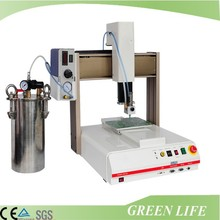 3 axis automatic desktop glue dispenser for electronic components,auto parts and medical instrument