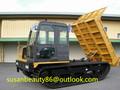 4 wheel drive para portador de óleo de palma/transporte de cana