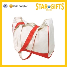 Simplicity Lovely Cotton Canvas Bag Friendly Shoulder Strap Bags Tote