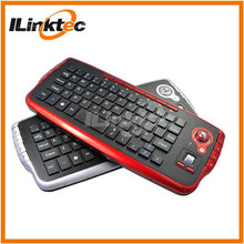 Cheap computer keyboard wireless with trackball mouse for laptop PC